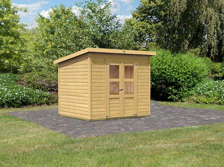 gartenhaus merseburg 5 im gartenhaus plus online shop g nstig kaufen. Black Bedroom Furniture Sets. Home Design Ideas