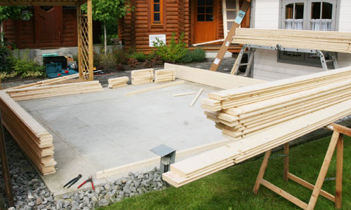 fundament fuer gartenhaus my blog. Black Bedroom Furniture Sets. Home Design Ideas